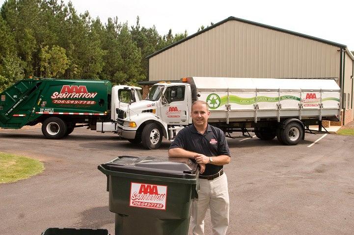 Athens Ga Garbage Pickup Service